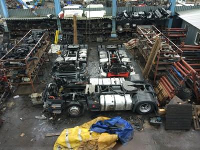 Поступление сразу 3-х Scania R